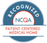 NCQA Recognized: Patient-centered Medical Home